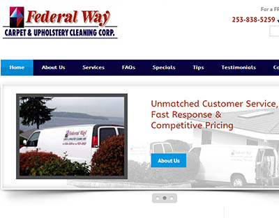 Federal Way Carpet Cleaning