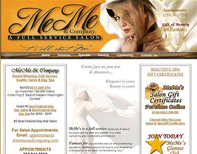 MeMe & Company Salon