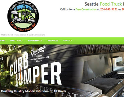 Seattle Food Truck Builders
